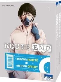 Kaiji Nakagawa - Route end Tomes 1 et 2 : Pack en 2 volumes dont 1 offert.