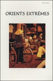 Muriel Détrie et Alain Quella-Villéger - Les Carnets de l'exotisme N° 15-16, 1995 : Orients extrêmes.