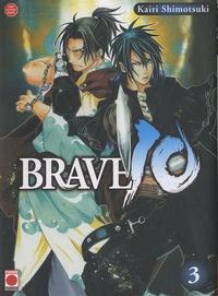 Kairi Shimotsuki - Brave 10 Tome 3 : .