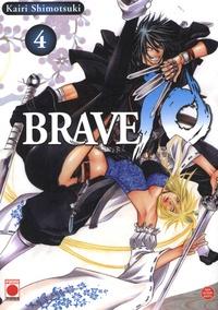 Kairi Shimotsuki - Brave 10 Tome 4 : .