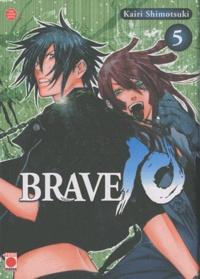 Kairi Shimotsuki - Brave 10 Tome 5 : .