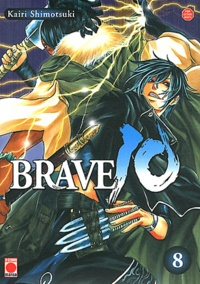Kairi Shimotsuki - Brave 10 Tome 8 : .
