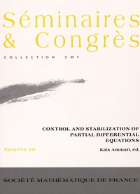 Kaïs Ammari - Control and stabilization of partial differential equations.