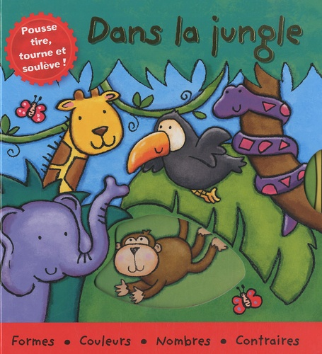 Kait Eaton - Dans la jungle.