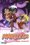 Kaito Amano et Shiro Kato - Naruzozo Tome 4 : .