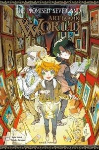 Kaiu Shirai et Posuka Demizu - The Promised Neverland Artbook World.