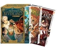Kaiu Shirai et Posuka Demizu - The Promised Neverland  : Coffret en 3 volumes : Tomes 1 à 3.