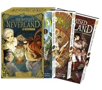 Kaiu Shirai et Posuka Demizu - The Promised Neverland  : Coffret en 3 volumes - Tome 1, Grace Field House ; Tome 2, Sous contrôle ; Tome 3, En éclats.