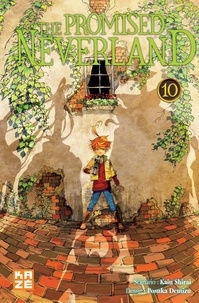 Kaiu Shirai - The Promised Neverland Tome 10 : .