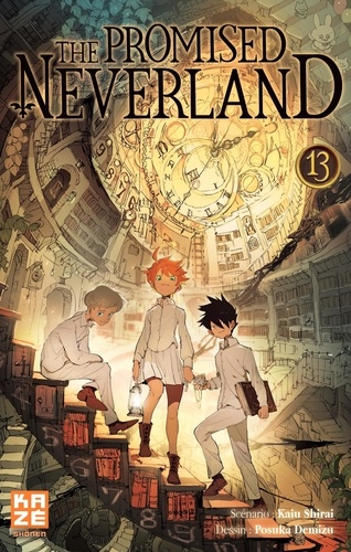 The Promised Neverland Tome 13