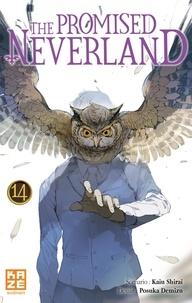 Kaiu Shirai et Posuka Demizu - The Promised Neverland Tome 14 : Retrouvailles inattendues.