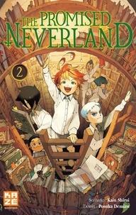 Kaiu Shirai et Posuka Demizu - The Promised Neverland Tome 2 : Sous contrôle.