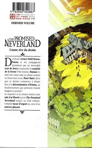 The Promised Neverland Tome 20 L'autre rive du destin