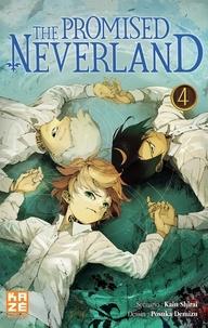 Kaiu Shirai et Posuka Demizu - The Promised Neverland Tome 4 : Vivre.