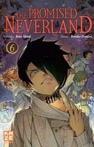Kaiu Shirai et Posuka Demizu - The Promised Neverland Tome 6 : B06-32.