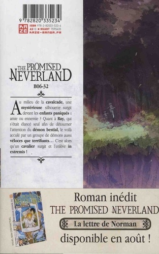 The Promised Neverland Tome 6 B06-32