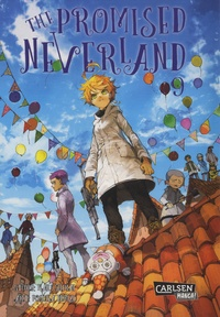 Kaiu Shirai et Posuka Demizu - The Promised Neverland Tome 9 : Feuer frei.