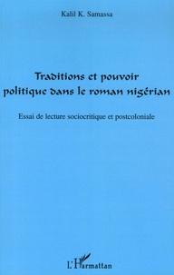 Deedr.fr Traditions et pouvoir politique dans le roman nigérian - Essai de lecture sociocritique et postcoloniale Image