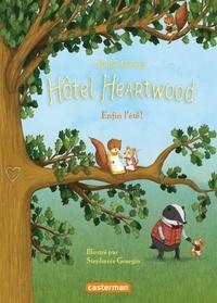 Kallie George - Hôtel Heartwood Tome 4 : Enfin l'été !.