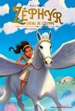 Kallie George - Zéphyr, cheval de l'Olympe Tome 1 : La course des dieux.