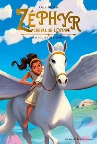 Télécharger ebook gratuit ipod Zéphyr, cheval de l'Olympe Tome 1 9782226400925 in French par Kallie George