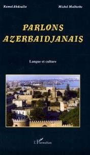 Deedr.fr Parlons azerbaïdjanais - Langue et culture Image