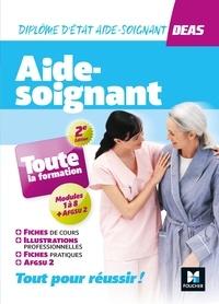 Aide-soignant, toute la formation- DEAS, Modules 1 à 8 + AFGSU 2 - Kamel Abbadi pdf epub