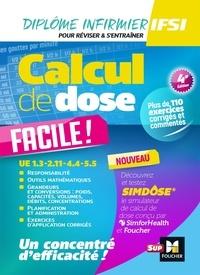 Kamel Abbadi et Peter Crevant - Calcul de dose facile.
