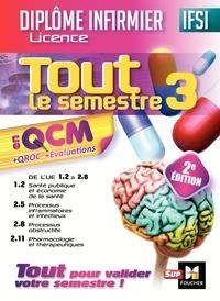 Goodtastepolice.fr IFSI tout le semestre 3 en QCM et QROC - Diplôme infirmier Image