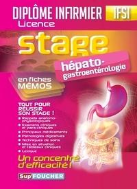 Kamel Abbadi - Stage hépato-gastroentérologie.