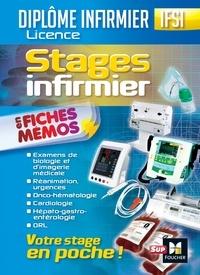 Kamel Abbadi - Stages infirmier en fiches mémos IFSI.