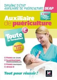 Kamel Abbadi et Priscilla Benchimol - Tout-en-un DEAP - IFAP - Diplôme d'Etat Auxiliaire de puériculture - 2e ed. Programme complet.