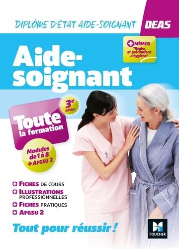 Kamel Abbadi et Priscilla Benchimol - Tout-en-un DEAS - IFAS Diplôme d'état Aide-Soignant - 3è ed. programme complet.