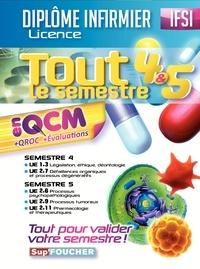 Kamel Abbadi - Tout le semestre 4 & 5 - En QCM + QROC + évaluations.