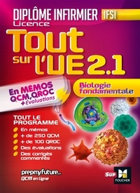 Kamel Abbadi - Tout sur l'UE 2.1 - Biologie fondamentale.