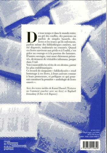 BibliOdyssées. Foudre, index, exil, talismans