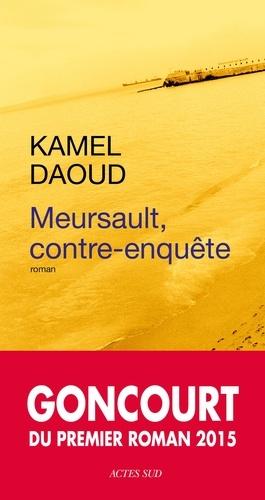 Meursault, contre-enquête - Format ePub - 9782330035150 - 8,49 €