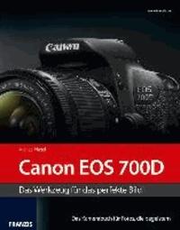 Kamerabuch Canon EOS 700D.