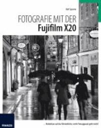 Kamerabuch Fujifilm X20.