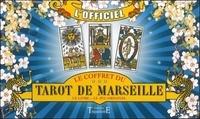 Kamina Brochka et Charly Samson - Le coffret du Tarot de Marseille - Le tarot de Marseille à la portée de tous + Le jeu original.