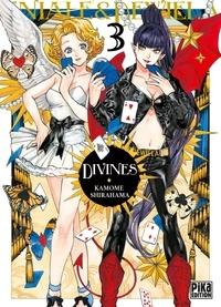 Kamome Shirahama - Divines T03 - Eniale & Dewiela.