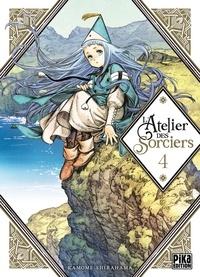 Livres audio gratuits en allemand téléchargement gratuit L'Atelier des Sorciers T04 par Kamome Shirahama (Litterature Francaise) ePub 9782811648558
