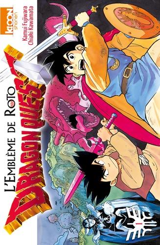 Kamui Fujiwara - Dragon Quest - Emblem of Roto Tome 1 : .