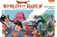 Kamui Fujiwara et Junji Koyanagi - Dragon Quest - Emblem of Roto Tome 12 : .