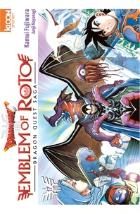 Kamui Fujiwara - Dragon Quest - Emblem of Roto Tome 17 : .