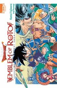 Kamui Fujiwara et Junji Koyanagi - Dragon Quest - Emblem of Roto Tome 9 : .