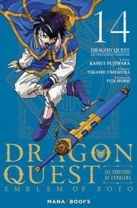 Kamui Fujiwara - Dragon Quest - Les héritiers de l'Emblème Tome 14 : .