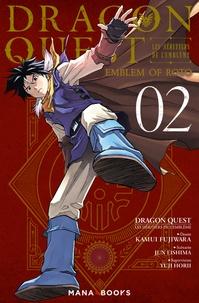 Kamui Fujiwara - Dragon Quest - Les héritiers de l'Emblème Tome 2 : .