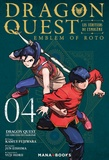 Kamui Fujiwara et Jun Eishima - Dragon Quest - Les héritiers de l'Emblème Tome 4 : .