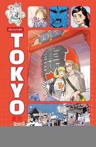 Kan Takahama et Jean-David Morvan - Guide de Tokyo en Manga.